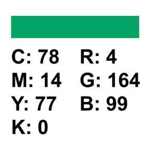 Falcon Eyes Hintergrund Papier 46 Chroma Green 1,35x11 m