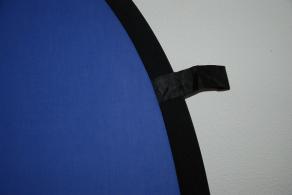 Linkstar Hintergrund Board R-1482B 02 Schwarz 148x200 cm