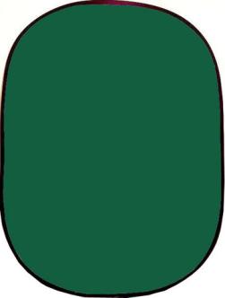 Linkstar Background Board R-1482B 10 Green 148x200 cm