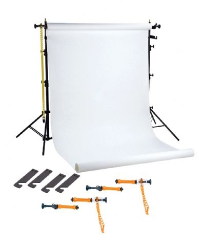 Falcon Eyes Background System SPK-1A for 3 Rolls