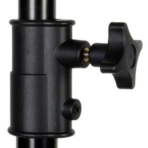 Falcon Eyes Hintergrundsystem SPK-2 inkl. 2 Rollen Schwarz/Weiß 1,35x11 m
