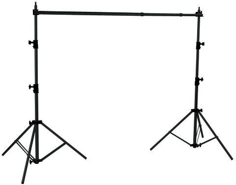 Linkstar Hintergrundsystem BS-2631 250x315 cm (HxB)