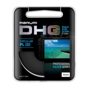 Marumi Circ. Pola Filter DHG 58 mm