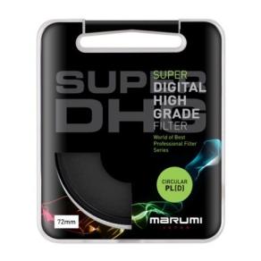 Marumi Circ. Pola Filter Super DHG 72 mm