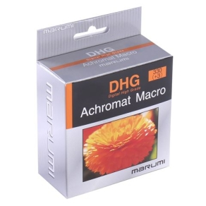 Marumi Macro Achro 330 + 3 Filter DHG 72 mm