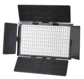 Falcon Eyes Bi-Color LED Lamp Set Dimmable DV-384CT-K2...
