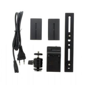 Linkstar LED Lamp Set VD-405V-K2 incl. Battery