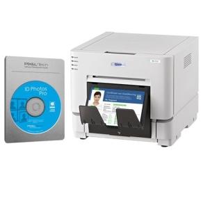 IdPhotos Pro mit DS-RX1HS Drucker