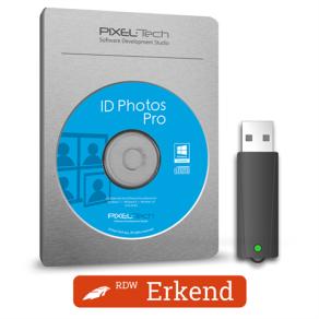 IdPhotos Pro Paßbild Software auf Dongle