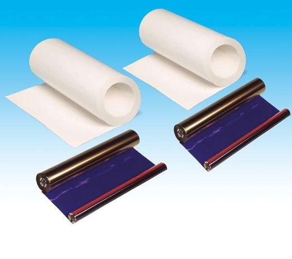 DNP Papier DM81280 2 Rollen je 110 St. 20x30 für DS80