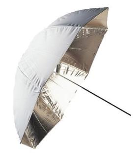 Falcon Eyes Reflexschirm UR-32G Gold/Weiß 80 cm