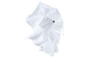 Falcon Eyes Umbrella Foldable R-210T Transparent White 110 cm