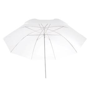 Falcon Eyes Umbrella UR-48T Transparent White 122 cm
