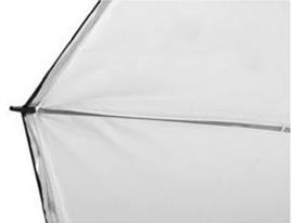 Falcon Eyes Jumbo Umbrella URN-T86TSB1 Transparent White...