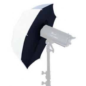 Linkstar Reflexschirm Softbox Diffuß Weiß URF-102L 120 cm