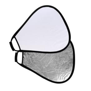 StudioKing Grip Reflector Silver/White CRGSW60 60 cm