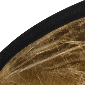 Linkstar Reflektor 2 in 1 R-6090GS Gold/Silber 60x90 cm