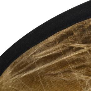 Linkstar Reflector 2 in 1 R-90120GS Gold/Silver 90x120 cm