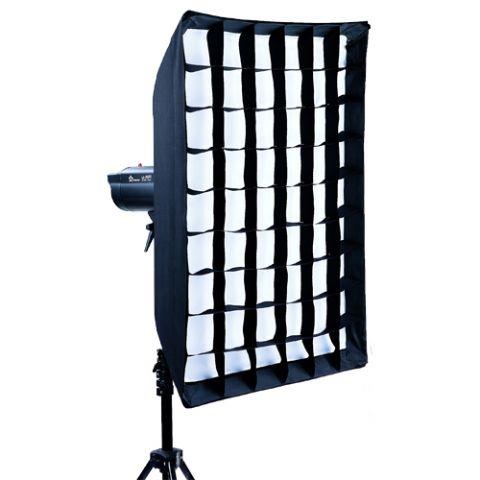 Linkstar Softbox 60x90 cm + Honeycomb Grid LQA-SB6090HC