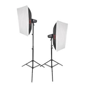 Falcon Eyes Studioblitz Set SSK-2200D mit Tasche