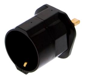 Falcon Eyes Travel Plug Adapter for UK