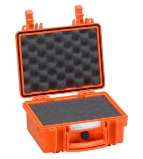 Explorer Cases 2209 Case Orange with Foam