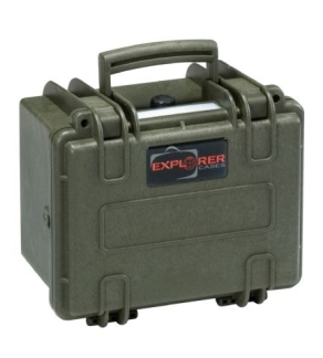 Explorer Cases 2214 Case Green with Foam