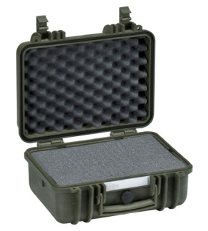Explorer Cases 3317 Case Green with Foam