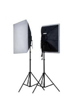 Falcon Eyes Daylight Set LH-ESB5050K2 2x40W