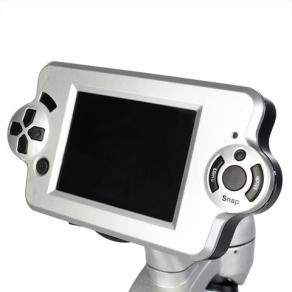 Byomic Microscope 3,5 inch LCD Deluxe 40x - 1600x in...
