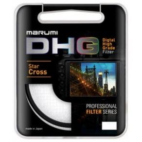 Marumi Star-4 Filter DHG 62 mm