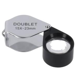 Byomic Jewelry Magnifier Doublet BYO-ID1523 15x23mm