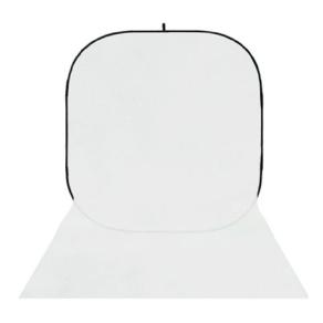 StudioKing Background Board BBT-01-20 White/Black 150x400 cm