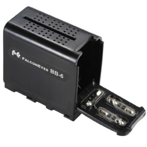 Falcon Eyes Battery Pack BB-06