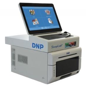DNP Digital Kiosk Snaplab DP-SL620 II with Printer