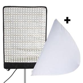 Falcon Eyes Flexibles Bi-Color LED Panel RX-18TD 45x60 cm