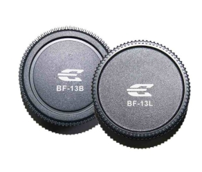 Pixel Lens Rear Cap BF-13L + Body Cap BF-13B for Olympus...