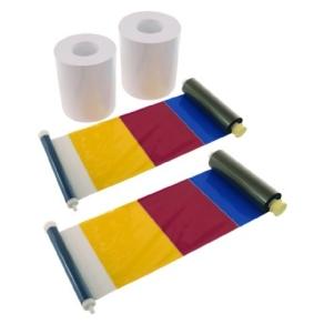 DNP Paper 2 Rolls à 200 prints. 15x20 Perforated...