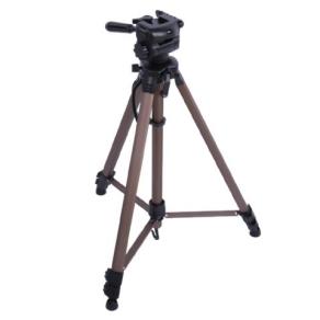 Falcon Eyes Aluminium Stativ + Kopf WT-3570 H165 cm