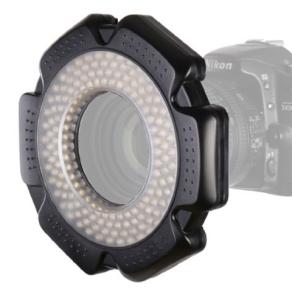 StudioKing Macro LED Ring Lamp Dimmable RL-160