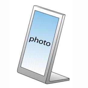 Zep Photo Frame 730146 Vertical 10x15 cm