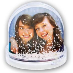 Zep Photo Globe Snow Set 6x PG101 6,5x6,2 cm