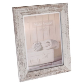 Zep Photo Frame V21466 Nelson 6 White Wash 10x15 cm