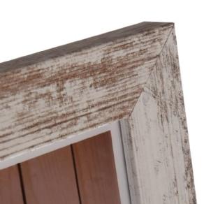 Zep Photo Frame V21686 Nelson 6 White Wash 15x20 cm