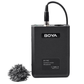 Boya Cardioid Lavalier Microphone BY- F8C for Video or...