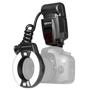 Kenro TTL Macro Ring Flash KFL201C for Canon