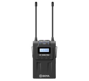 Boya UHF Dual Lavalier Microphone Wireless BY-WM8 Pro-K2