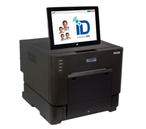 DNP Digital ID Photo System ID Plus with ID600 Printer