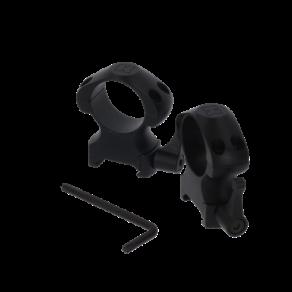 Konus Quick Release Mounting Rings 25,4 mm High