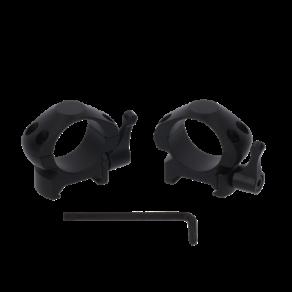 Konus Quick Release Mounting Rings 25,4 mm Low